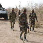 Nigerian Soldier Reportedly Commits Suicide In Borno State