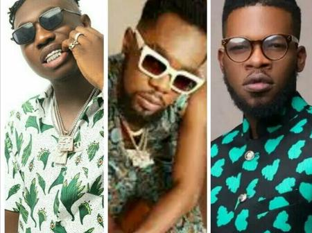 Patoranking, Broda Shaggi And Idowest Answers Zlatan Ibile Question On His New Photos On Instagram