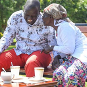 Life of Grandmother Who Demanded To Meet Ruto Set To Change After She Visited Him In Karen