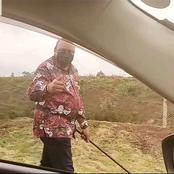 Kenyan's React After Pascal Tokodi Told President Uhuru Kenyatta To Watch Selina