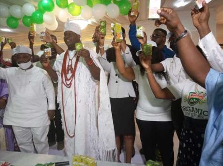Nigeria Should Forget Foreign Vaccine As Ooni Unveils Potent Local COVID-19 Medicine