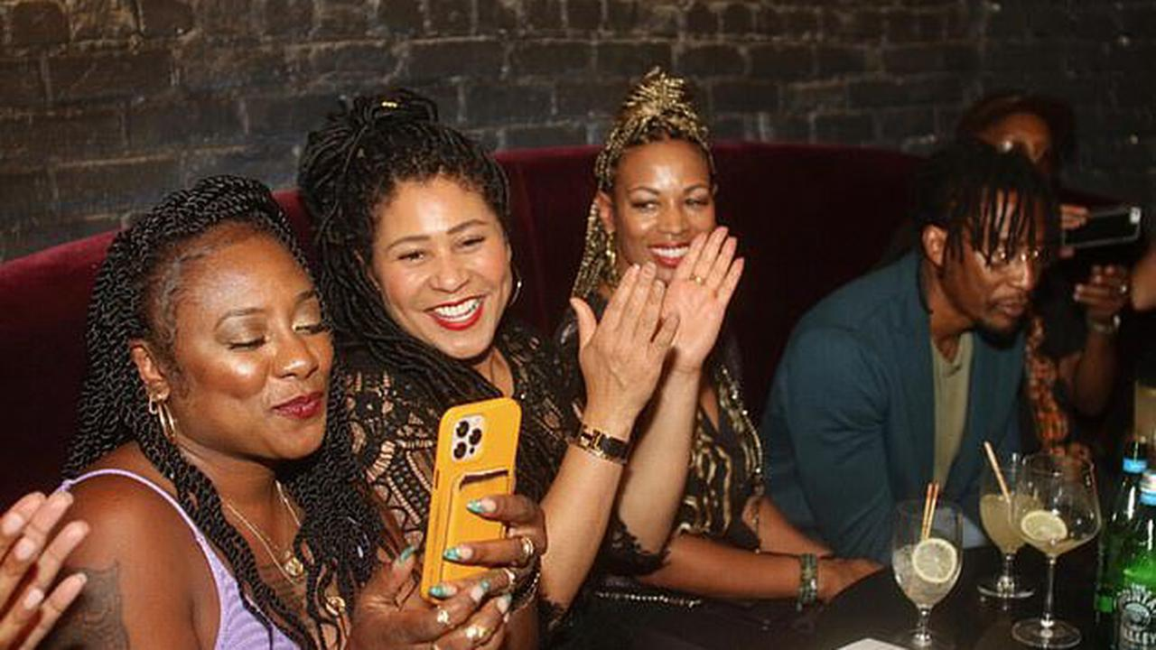 'Do any Democrats actually obey their own rules?': Outrage as maskless San Francisco Mayor London Breed defies her own laws and parties with BLM co-founder party at nightclub