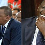 Why Evicting DP Ruto From His Karen Home Will Not be a Good Idea By President Uhuru