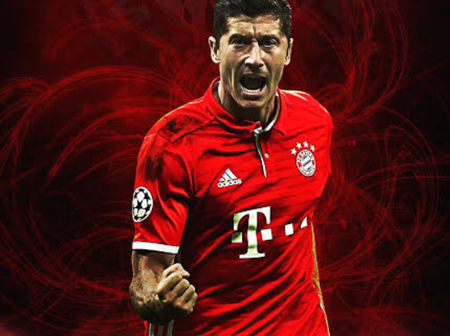 Top Five Famous Strikers Playing In Bundesliga Right Now