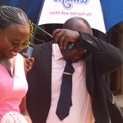 Akothee Cracks Up Her Bodyguard Making Netizens To React
