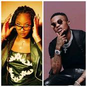 Tems Reacts To Working With Wizkid