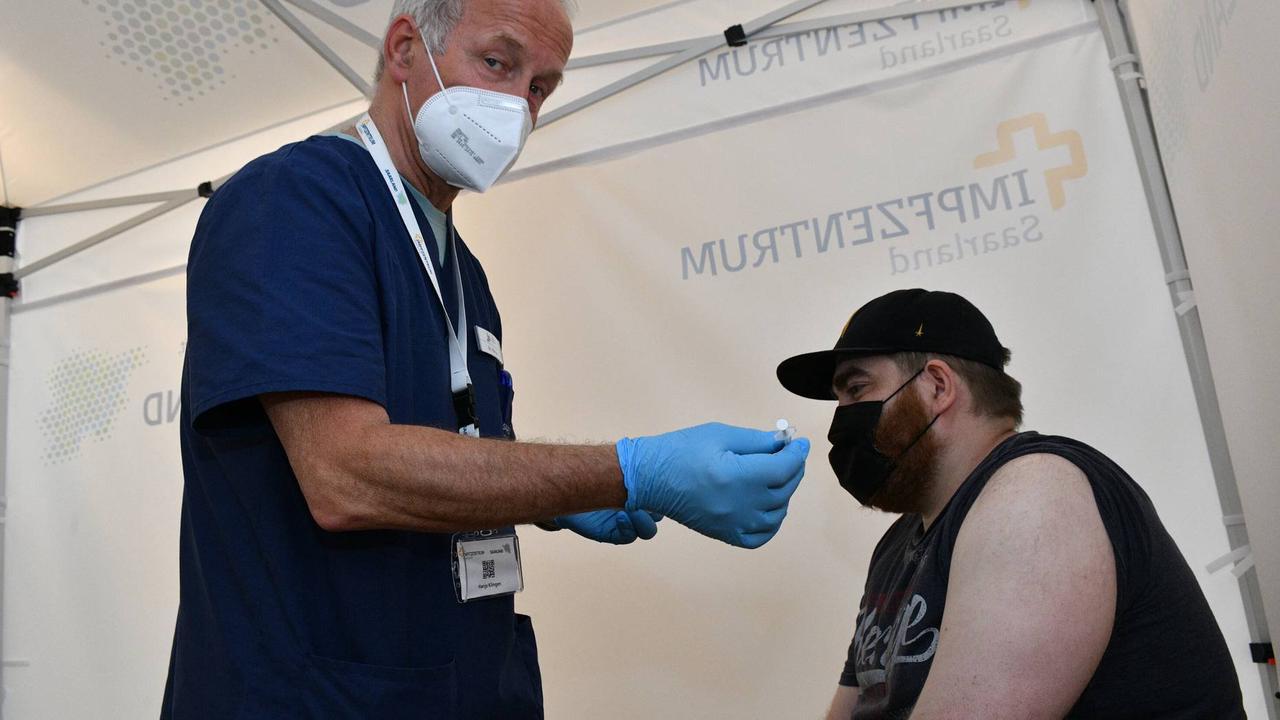 Impf-Aktionswoche im Saarland: Nach dem Möbelkauf noch schnell zum Impfen