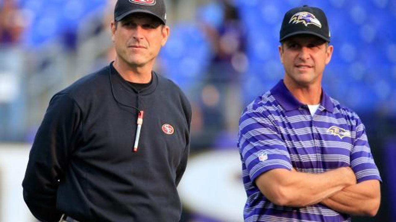 Jim Harbaugh: Mike Macdonald was next in line to be Ravens' DC before Michigan hired him