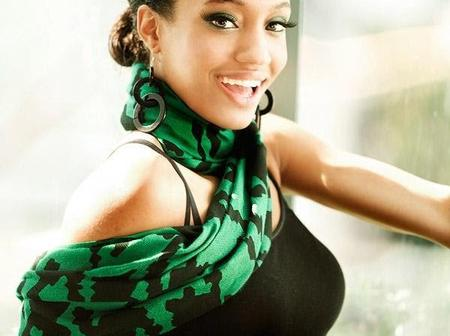 Checkout Pictures Of Nigerian Singer, Di'ja