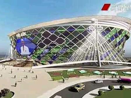 The Grand Breaking Ceremony Of The World Biggest Church Has Been Done.