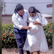 LGBT+: Another hardcore Ghanaian LESBIAN COUPLE flaunt baby-bump photos on social media
