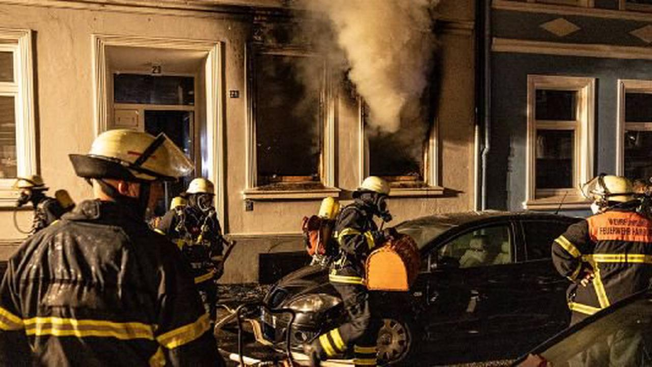 Tragödie im Phoenix-Viertel: Zwei Tote bei Wohnungsbrand