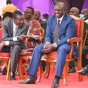 Ruto Does it Again, Days After Murathe's Announcement About His Karen Residence