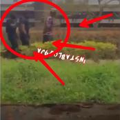 See What A UNIBEN Student Was Spotted With On The Campus That Sparked Reactions Online