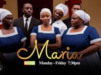 Maria TV Show:Lona, Father is The Bishop Mother is a Witchcraft
