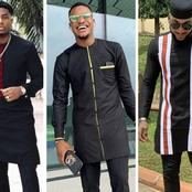 Stunning Black Ankara Designs For Stylish Men in 2021 That Will Blow Peoples Mind