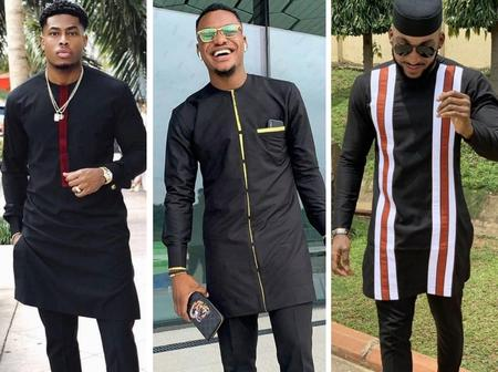 30 Top-Notch And Eye Catching Latest Designs By Fashionable Men