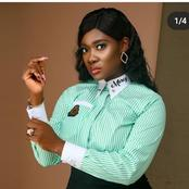 Reactions As Mercy Johnson Posts Video Of Her Daughters