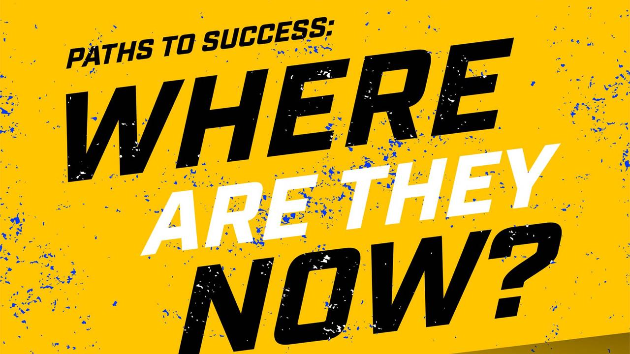 Paths to Success: Where Are They Now?