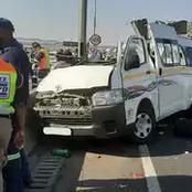 'Shock' and grief over deaths of Olifantsfontein pupils
