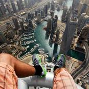 Dubai from Above See This Beauty