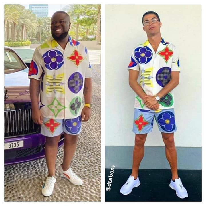 C-Ronaldo 5ominds 5ominds