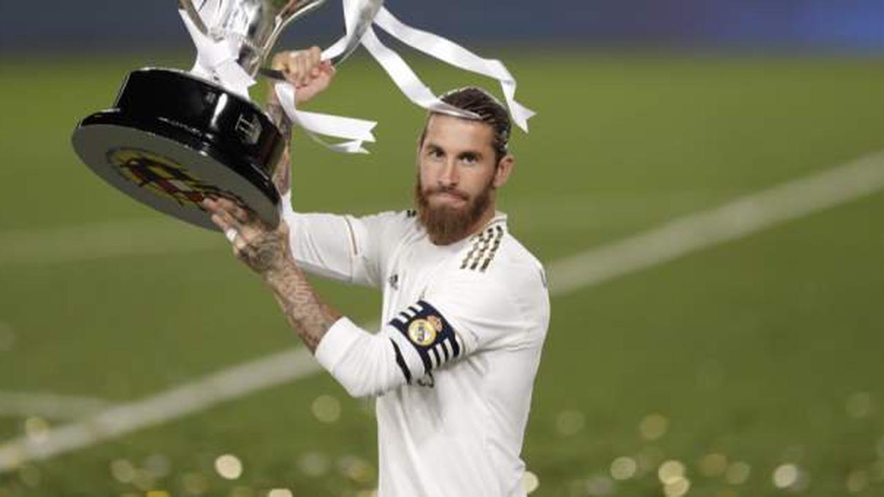 Sergio Ramos verlässt Real Madrid nach 16 Jahren