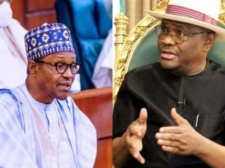 Governor Wike Warns President Buhari On Putting Nigeria On Fire