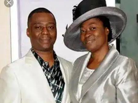 Mfm Founder Pastor Daniel Olukoya And Wife Shade Olukoya Celebrates 31st Wedding Anniversary.