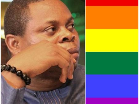 He Knows Everything From Koobi to Gold But doesn't know about LGBTQI+ - Fan 'Grills' Franklin Cudjoe