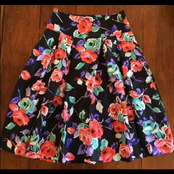 Floral Skirt Designs You Must Try