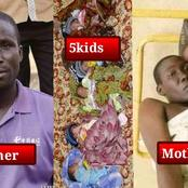 Reactions As Lady Allegedly Gave Birth To 5 Kids In Oyo State