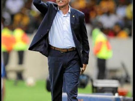 Sandile Ndlovu Reveals Why we should not be Emotional about the return of Ernest Middendorp