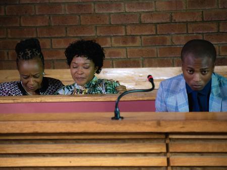 SkeemSaam: It Ended In Tears For Mokgadi As She Lost Her Son Noah Again.