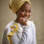 Check Out These Gorgeous Pictures Of Taooma As She Celebrates Her Birthday.
