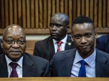 Duduzane Zuma Threatens War If Anything Happens To His Father Jacob Zuma