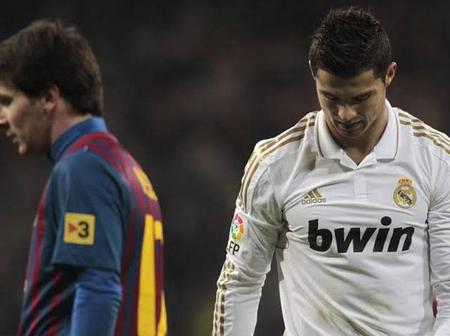 Comparing Messi and Ronaldo's abilities, find out who comes out on top