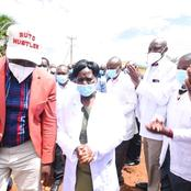 15 Photos Of Dr William Ruto's Visit To Bomet County