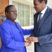 Henri Konan Bédié et Blaise Compaoré partagent le même voisinage