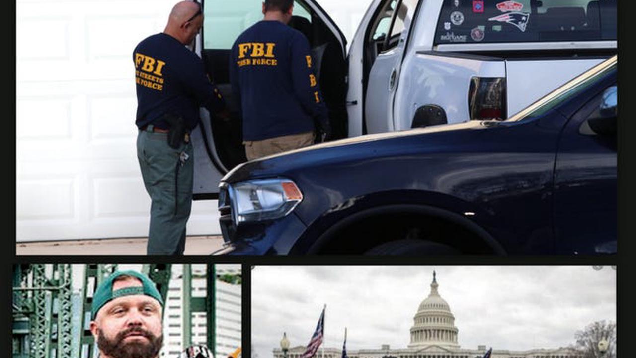Volusia County Proud Boy arrest: FBI won't tolerate 'violent actions'