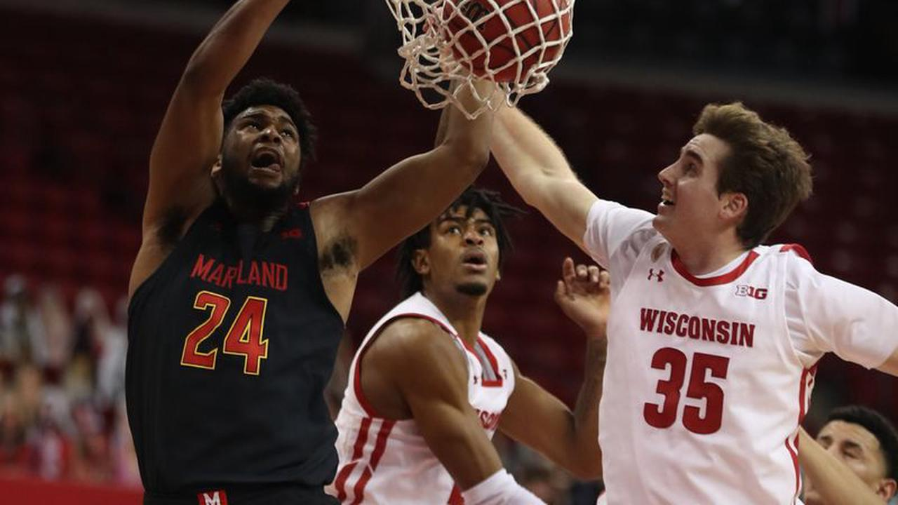 Top 25 roundup: Maryland topples No. 6 Wisconsin