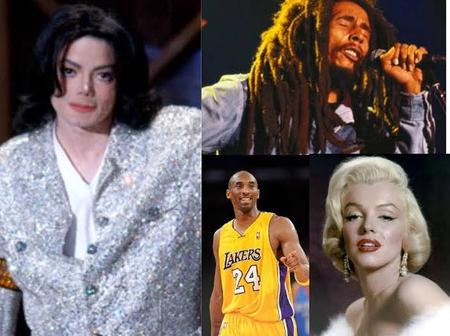 Some Of The Highest Paid Dead Celebrities of 2020