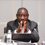 Ramaphosa is planning to reshuffle his cabinet