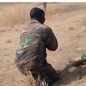 Soldier Tortures 10-year-Old Boy To Death
