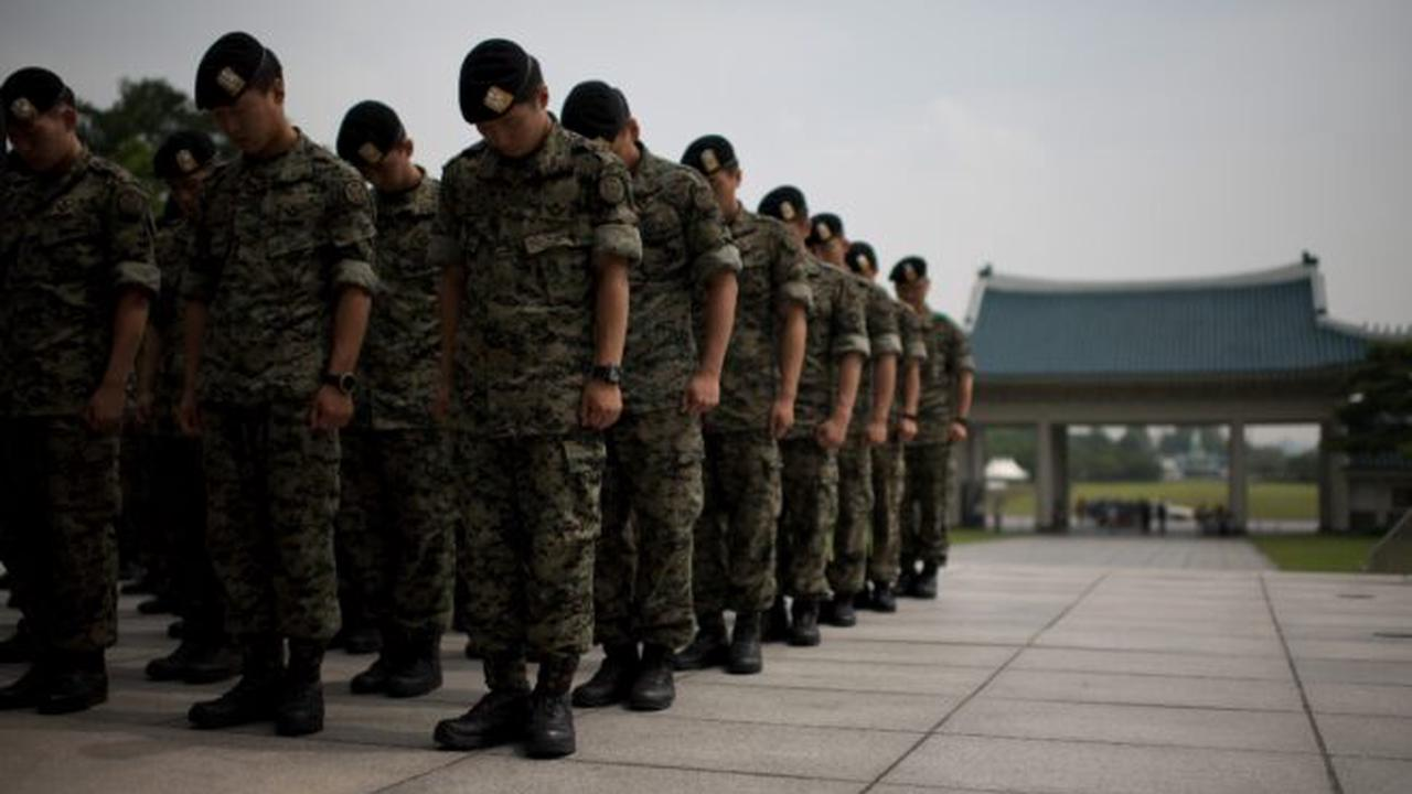 Anger as South Korean transgender soldier found dead