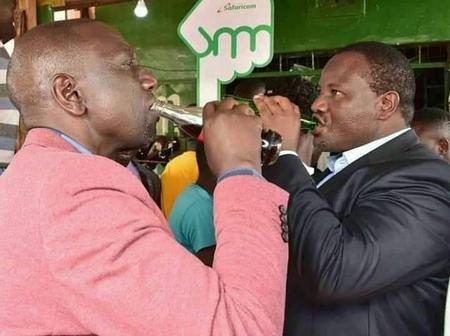 RIP Mzee: Popular Western Region Mp And DP Ruto Ally Loses Dad