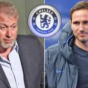 Hours After Frank Lampard Was Sacked, See The Emotional Statement Made By Abramovich
