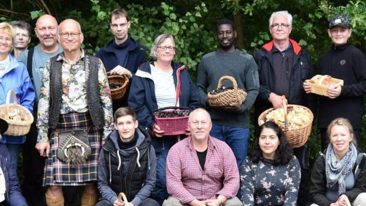 Nordwestmecklenburg: Rehnaer Pilzfreunde folgen dem Lockruf der Natur