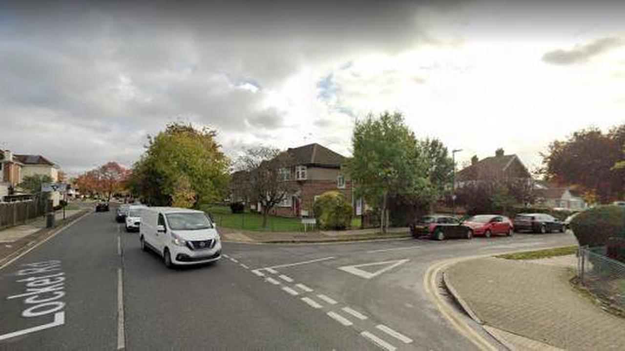 Road closures in Harrow