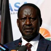 Angry Kenyans troll Raila on these 5 facts about him